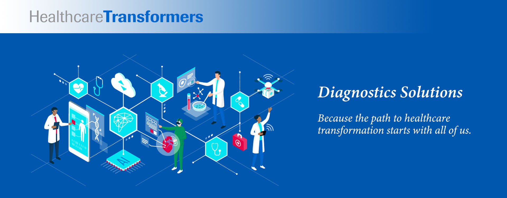 Roche offers the industry's broadest range of in vitro diagnostic solutions.
